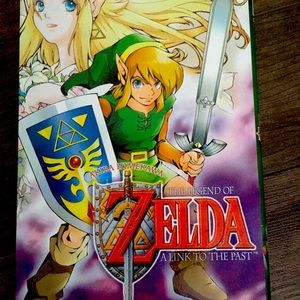 The Legend Of Zelda Book FRANCAIS